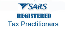 SARS registered tax practitioner logo